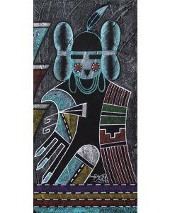 Randy Dukepoo - Parrot Katsina Clan (M1796)