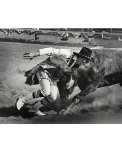 Louise Serpa - Jeff Kobza at Play - Prescott PRCA Rodeo