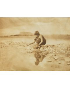 Edward S. Curtis (1868-1952) - In the Gray Morning - San Ildefonso