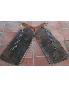 Duhamel Leather Shotgun Chinks