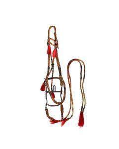 Horse Hair Bridle (M91824A-0215-045)