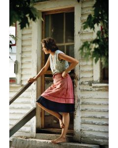 Nathan Benn - Woman at Kitchen Door, 5/6