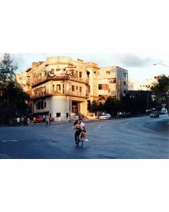 Ned Sublette - Couple on Bicycle, Calle 23, Vedado