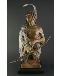 SOLD John Coleman, CAA - Mandan Warrior