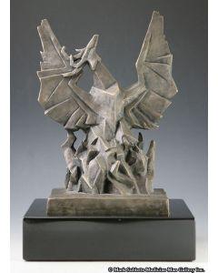 Ed Mell - Rising Phoenix
