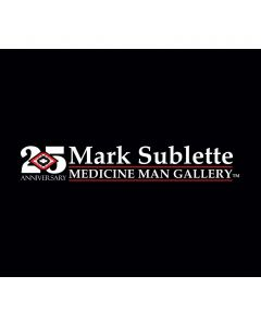 25th Anniversary Celebration Show Catalog Mark Sublette Medicine Man Gallery