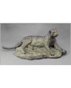 Mark Rossi - Mountain Lion Reclining