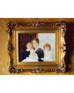 Nathan Benn - Mrs. Henry Clay Frick a Children, Pittsburgh, 1990