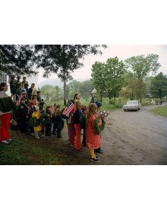 Nathan Benn - New England Memorial Day, Grafton, Vermont, 1973