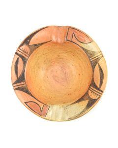 """Hopi Polychrome Bowl c. 1940s, 2"""" x 6"""""""