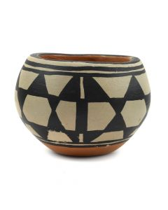"Santo Domingo Bowl c. 1960s, 3"" x 3.5"""