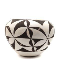 "Marie Torivio - Acoma Jar c. 1970s, 5"" x 6"" (P3163)"