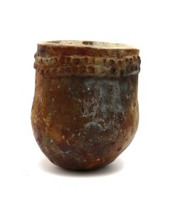 """Navajo Vase c. 1950s, 4.75"""" x 4"""" (P3174)"""