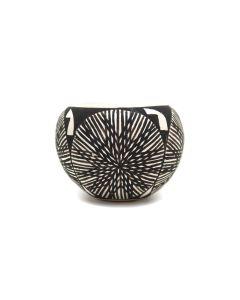 "G. Lewis - Acoma Miniature Contemporary Jar, 2.25"" x 3.25"" (P3334)"
