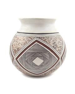 """Sylvia Naha - Hopi Jar c. 1990-2000s, 5.75"""" x 5"""""""