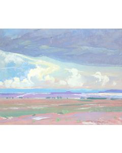 SOLD Mary-Russell Ferrell Colton (1889-1971) - Painted Desert