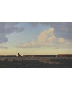 SOLD Conrad Buff (1886-1975) - Red Butte