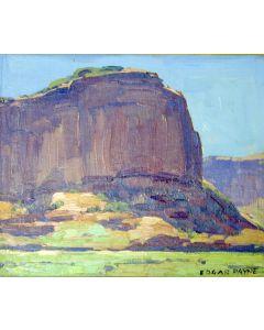 SOLD Edgar Payne (1883-1947) - Canyon de Chelly