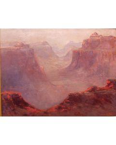 SOLD Dawson Dawson-Watson (1864-1939) - Grand Canyon