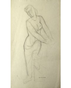 Doel Reed (1895-1985) - Nude one of Four (PDC1189a)