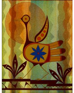SOLD Helen Hardin (Tsa-Sah-Wee-Uh) (1943-1984) - Bird