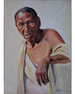 SOLD Joseph Imhof (1871-1955)- Juan de Jesus Martinez
