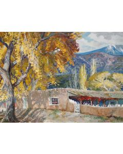 SOLD Ben Turner (1912-1966) - El Portal