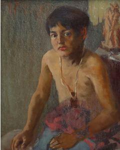 Odon Hullenkremer (1888-1978) - Local Boy
