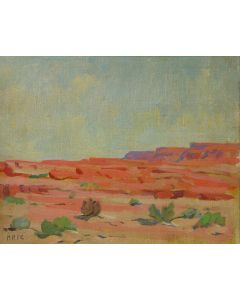 SOLD Mary-Russell Ferrell Colton (1889-1971) - Orange Plateau