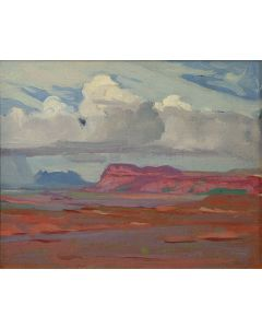 SOLD Mary-Russell Ferrell Colton (1889-1971) - Red Butte