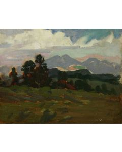 SOLD Mary-Russell Ferrell Colton (1889-1971) - Near Flagstaff