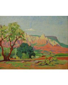SOLD Mary-Russell Ferrell Colton (1889-1971) - Near Sedona