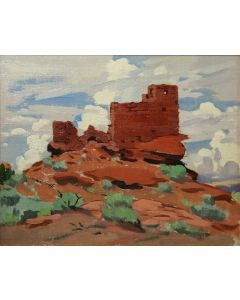 SOLD Mary-Russell Ferrell Colton (1889-1971) - Lilttle Wukoki