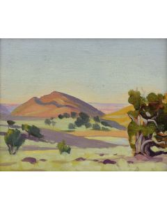 Mary-Russell Ferrell Colton (1889-1971) - Huerfano