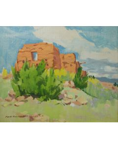 SOLD Mary-Russell Ferrell Colton (1889-1971) - Ancient Ruins