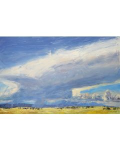 SOLD Louisa McElwain (1953-2013) - Gift of the Sky Father