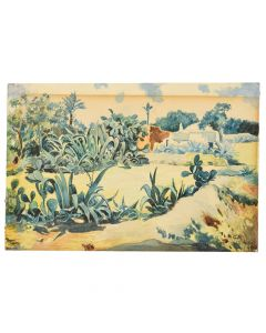 C.M. - Desert Landscape (PDC1519)