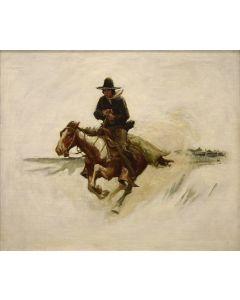 William Henry Dethlef Koerner (1878-1938) - Crow & Pinto