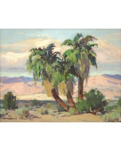 SOLD Marjorie Reed (1915-1996) - Tres Palmas