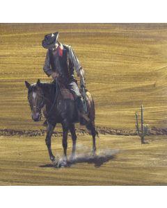 Verne Tossey (1920-2002) - Long Ride Home