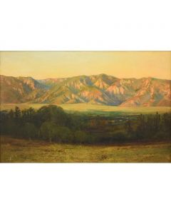 Eugene L. Smyth (1857-1932) - California Landscape