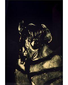 Fritz Scholder (1937-2005) - Buffalo
