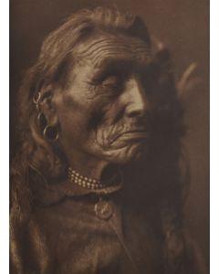 Edward S. Curtis (1868-1952) - Big Ox - Apsaroke