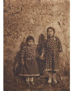 Edward S. Curtis (1868-1952) - Sisters