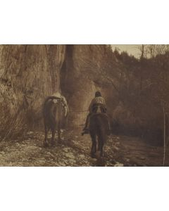 Edward S. Curtis (1868-1952) - Moving - Asparoke