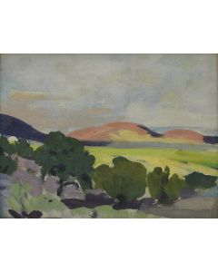 Mary-Russell Ferrell Colton (1889-1971) - Near Flagstaff