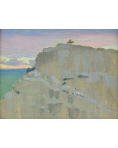 Mary-Russell Ferrell Colton (1889-1971) - Walpi II
