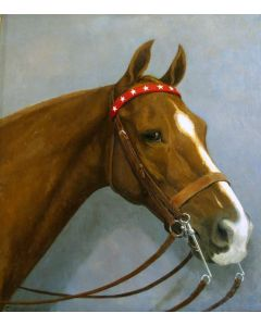 SOLD Olaf Wieghhorst *1899-1988) - Horse Head