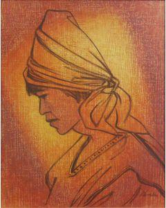 Edith Hamlin (1902-1992) - Chamula Boy