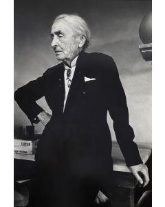 Dan Budnik (1933-2020) - Georgia O'Keeffe Ghost Ranch Potting Shed; New Mexico 1975 (PDC90211C-0121-014)